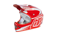 Troy Lee Designs D2 Delta red/white
